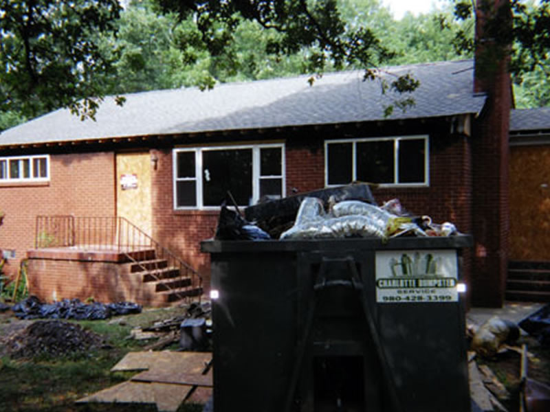 Dumpster Rental Service Charlotte NC