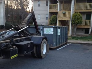 cheap dumpsters rental charlotte nc roll-off dumpster