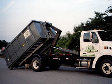 Loading and Unloading Receptacle